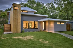 sideSTEP House in Central Austin by Matt Fajkus Architecture 13