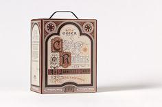 Ogier Côtes du Rhône www.olssonbarbieri.com #package #boxed #wine