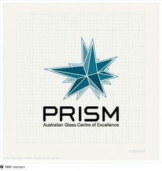 AGCE logo (alt vers) #shards #resinism #structure #agce #crystalline #logo #prism