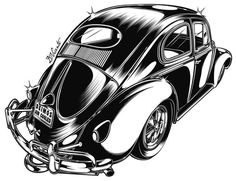 Illustration%20for%20%22Deimos%20air%20cooled%22%20-%20UK #beetle