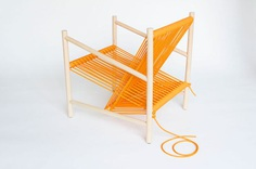 LOOM CHAIR by Laura Carwardine | ARTNAU