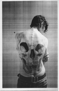 YIMMY'S YAYO™ #photo #skull #back