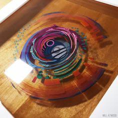 epoxy art