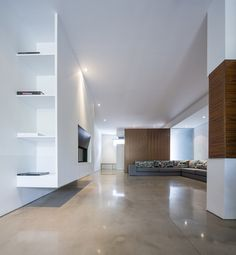 Mile-Ex by Atelier Moderno #modern #design #minimalism #minimal #leibal #minimalist