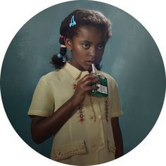 Smoking Kids by Frieke Janssens #inspiration #photography