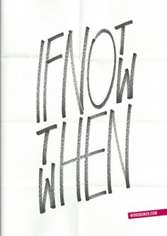 http://nowserving.tumblr.com/ #marker #minimal #poster #type #saying #typography