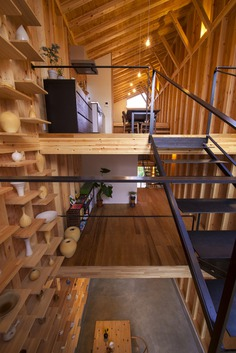 House for Pottery Festival / Office for Environment Architecture
