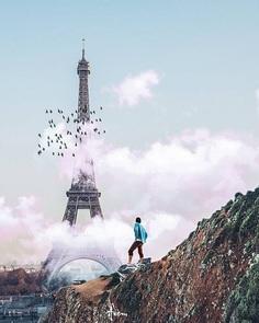 Dreamlike Photo Manipulations by Akaamsh Simon