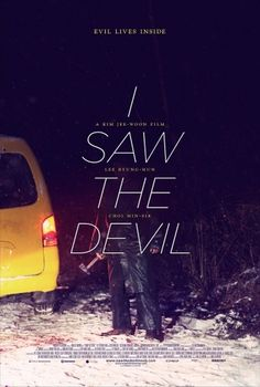 i-saw-the-devil-movie-poster-01.jpg (1012×1500) #photo #horror #exploitation #poster #film #type #dark