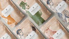 """London Coffee Roasters"" by Confederation Studio"