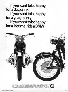happy-for-life.jpg 1,553×2,085 pixels #ad #moto #bmw