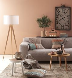Interior design photoshoot for the new catalogue of furniture store Gero Wonen.