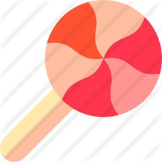 See more icon inspiration related to lollipop, birthday and party, Treats, goodies, treat, candy, signs and sweet on Flaticon.