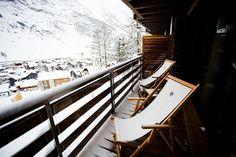Travelettes » Best of Switzerland: The Cervo in Zermatt #inspiration #design #architecture #places