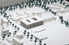 Anna Freud school Bruno Fioretti Marquez Architekten Berlin Germany 2016 winning proposal educatioin architecture