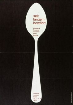 emil ruder. posters Â« 80 #vintage #swiss #posters #emil ruder