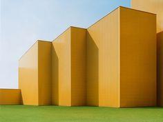 MindSpárkle Magazine — Фотограф Josef Schulz #architecture #photography