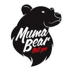 Muma Bear #logo #bear