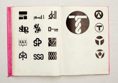 Trade Marks & Symbols | PICDIT #design #graphic #color #book #type #typography