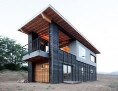 510 Cabin: 1000 square foot lake house by Hunter Leggitt