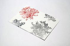 Hand-made Postcards #stamp #design #graphic #handmade #postcard #taiwan