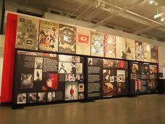 John Jay ADC Hall of Fame Exhibit - Mr Miles Johnson #new #city #design #typography #directors #direction #jay #john #nyc #art #exhibit #york #adc #club