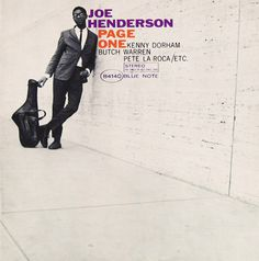 Blue Note jazz album covers by Reid Miles