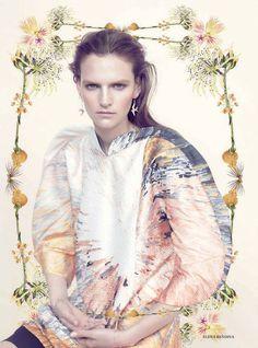 {fashion inspiration | collaboration : victoria and albert museum x harper's bazaar} #bazaar #harpers