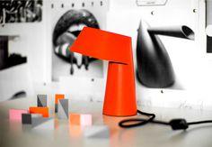 Little P Table Lamp by Schonbuch - lights, lamp, lighting #design, #lighting, product design, #design, industrial design, object design