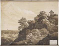 JOHANN THEOPHILUS PRESTEL 1739 Grönenbach - 1808 Frankfurt a.M.