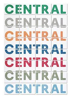 Central School identity « Studio8 Design