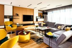 Feminine Trendy Cool Apartment in Sofia feminine trendy cool apartment interior 3 #interior #design #decor #living #livingroom #room