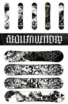 K2 #product #snowboarding #design