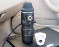 EspressGo Capsule Coffee Machine #tech #flow #gadget #gift #ideas #cool