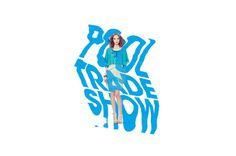 POOL Trade Show August 2012 Hype Type Studio / Paul Hutchison — Graphic Design