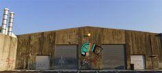 kyle hughes odgers color scheme #graffiti #illustration #color #contrast