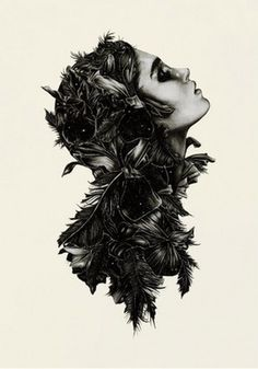 PLAY with TALENT #illustration #black and white #ross mcewan