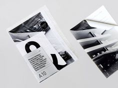 A10 #layout #editorial #typography