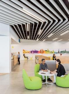 Adobe Headquarters Renovation in San Jose 1