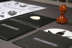 AMS Design Blog: Branding : Mockbirth EP #graphics #mockbirth #branding
