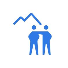 Mountain Activity Icon Design by Sascha Elmers · #icon #icons #icondesign #iconography #iconset #iconic #iconaday #pictogram #picto #pikto