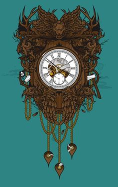 Your Time Machine Stranded Me... on the Behance Network #j3 #illustrator #concepts