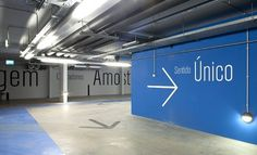 P-06 Atelier ™ #graphics #environmental #06 #wayfinding