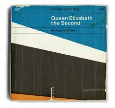 Vintage Cover: Mike Oldfield: QE2