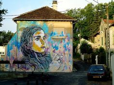 C215 - Montry (France) | Flickr – Compartilhamento de fotos! #stencil #urban #c215 #art