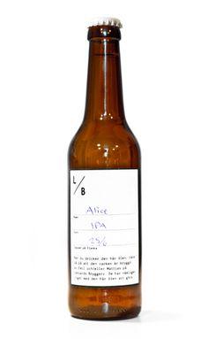Lexands Bryggeri by Böfüms #packaging #beer #bottle