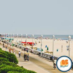 Sneak away from the office and soak up some sun! Mid-week stays in #OCMD can be the best way to enjoy the town. Plan your next stay: ococean