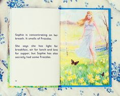 ladybird, mindfulness, book, cover, design, hippie