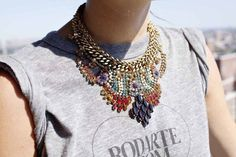 HIGH ROAD.LOW ROAD #fashion #necklace
