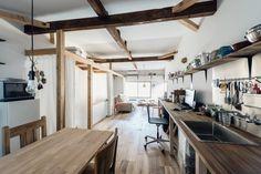 Toyosaki by Coil Kazuteru Matumura Architects #interior #design #minimalism